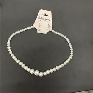 Fashion Jewelry Jewelry - Pearl set